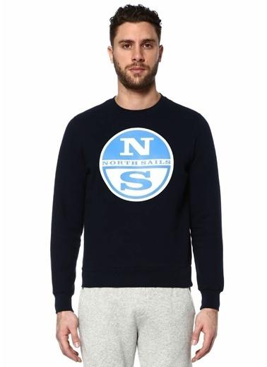 North Sails Sweatshirt Lacivert